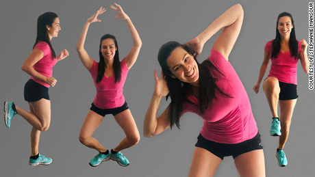 You can do this total-body workout anywhere - no equipment needed