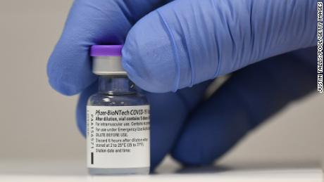 Here's what we know about Pfizer's vaccine - who could have gotten it before