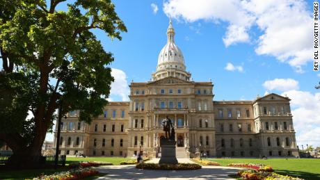 Michigan State Capitol Commission prohibits open carrying of firearms inside the State Capitol Building