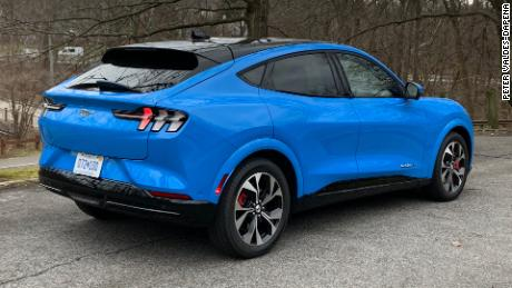 The Ford Mustang Mach-E offers respectable ease of use yet is as pleasant as a Mustang should be.