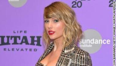 Taylor Swift debunks fan theories about a third surprise album