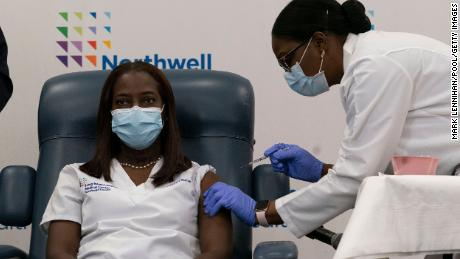 Nearly one third of Black Americans remain hesitant to get Covid-19 vaccine, study finds