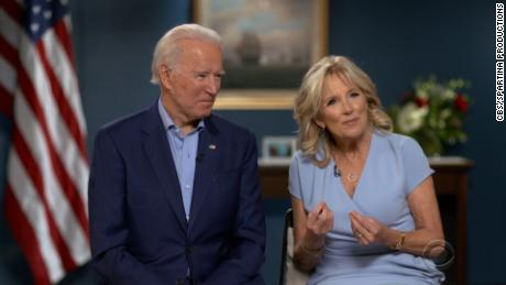 Bidens to receive first dose of Pfizer vaccine Monday