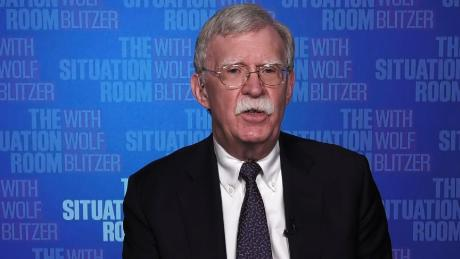 'Appalling': Bolton reacts to Flynn's pitch for martial law