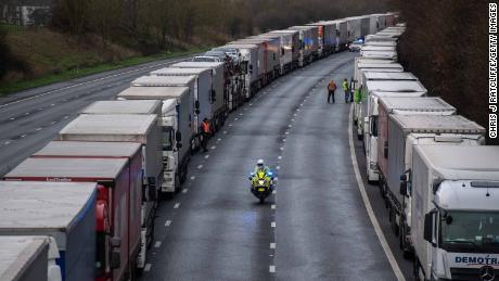 France says it will reopen UK border -- with conditions
