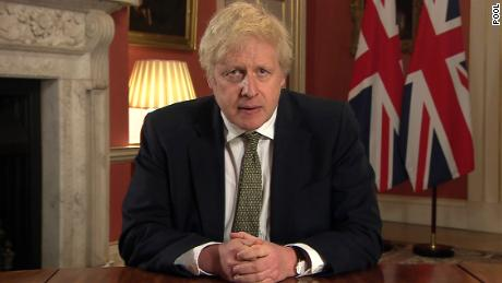 The storm is so far showing little sign of damaging the popularity of Boris Johnson and his ruling Conservative party.