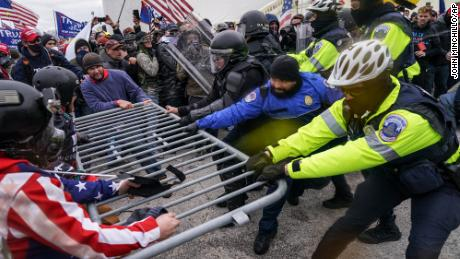 Whether unprepared or unwilling, police failed at the US Capitol