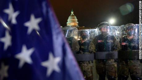 The US Capitol attack has left an indelible mark on our national security