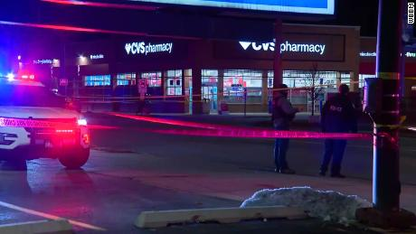 Gunman kills at least 3 in multiple shootings in the Chicago area, police say