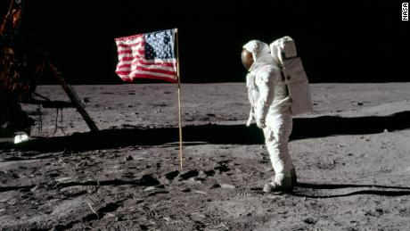 Astronaut artifacts on moon -- like Apollo landers and Neil Armstrong's bootprint -- now protected by US law