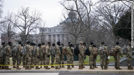 FBI warns 'armed protests' being planned at all 50 state capitols and in Washington DC