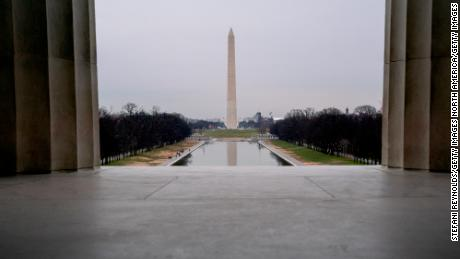 Washington to would-be inauguration visitors: Stay home