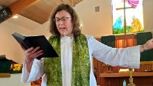 Meredith Dodd hopes she can return to ministry, but she is not sure when.