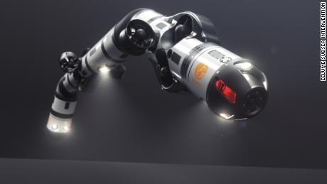 This & # 39;  Snake Robot & # 39;  Can fix pipelines at sea level