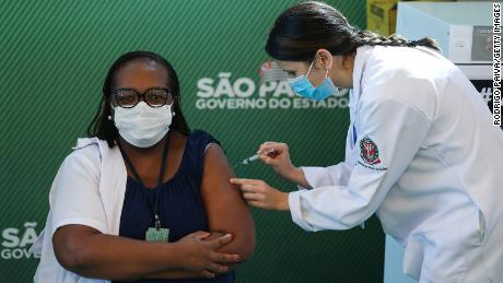 Brazil authorizes two Kovid-19 vaccines for emergency use
