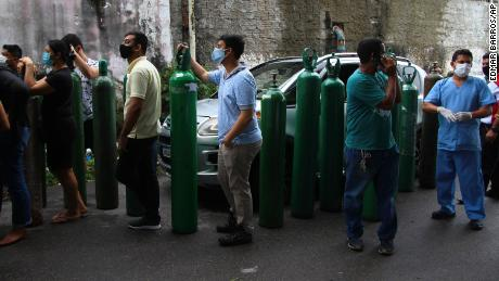 Brazilian officials were warned six days in advance of a looming oxygen crisis in Manaus