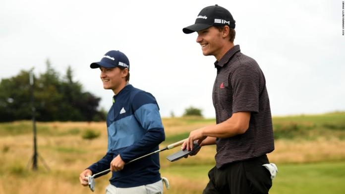 The teenage twins pushing each other to pro golf success | latest news live | find the all top headlines, breaking news for free online february 28, 2021