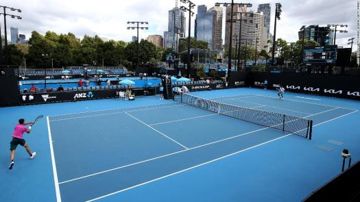 Australian Open: With pandemic match-prep done, players ...