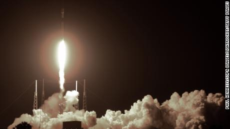Elon Musk's SpaceX now owns about a third of all active satellites in the sky