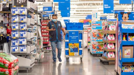 This is one of the fastest growing jobs at Walmart