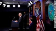Biden announces Pentagon task force to review China strategy