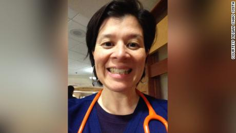 Megan Chao Smith struggled with an increasingly demanding workload before the pandemic.