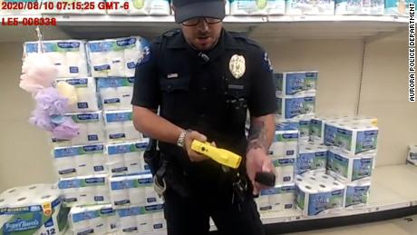Colorado police officer fired for excessive use of force in Taser incident