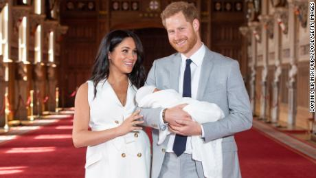 Royal family wishes Archie a happy birthday as he turns 2 years old