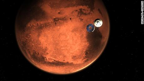 After years of preparation, NASA's Rover Rover is set to land on Mars on Thursday