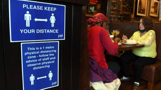 Covid-19 bars and safety rules do not match, study found