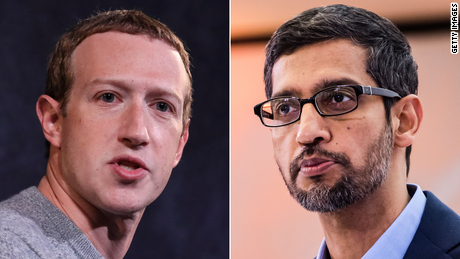 How Facebook became;  Australia while Google was at the top