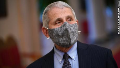 Fauci: It's 'possible' Americans will be wearing masks in 2022 to protect against Covid-19