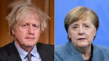 Boris Johnson's vaccine strategy gets another boost, while Europe confronts fresh problems