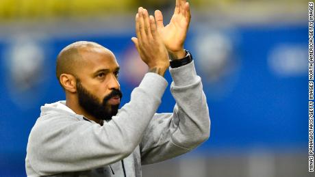 Thierry Henry wants social media companies to do more to tackle online abuse.