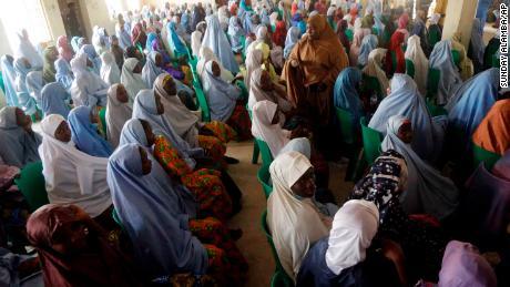 Deadly violence between schoolgirls and parents in Nigeria