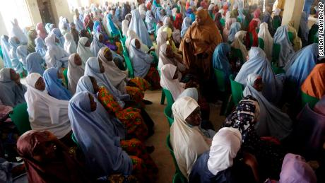 Deadly violence mars reunion between schoolgirls and parents in Nigeria, witnesses say