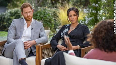 Royal splits, racism and family strife: 11 things we learned from Harry and Meghan's explosive interview
