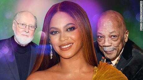 Grammy history makers are still golden