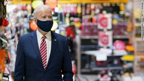 Biden plans media and travel blitz to sell relief plan -- and make the benefits permanent