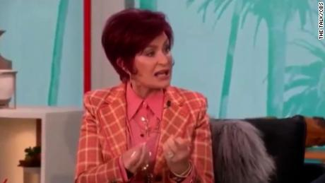 Sharon Osbourne apologizes for supporting Piers Morgan in Meghan Row
