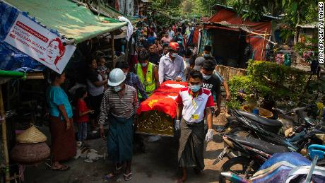 Myanmar army kills peaceful protesters.  Here's what you need to know