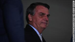 As Covid-19 deaths soar in Brazil, Bolsonaro says there's a 'war' against him