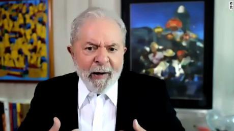 Exclusive: Former Brazilian leader Lula urges Biden to call an emergency coronavirus summit