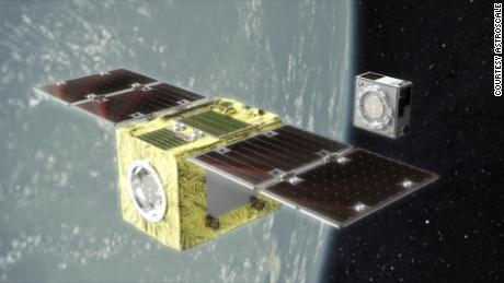 Mission to clean up space junk with magnets set for launch