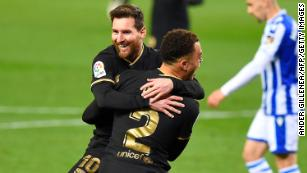 Barcelona pips fierce rival Real Madrid to be named the world's most valuable club