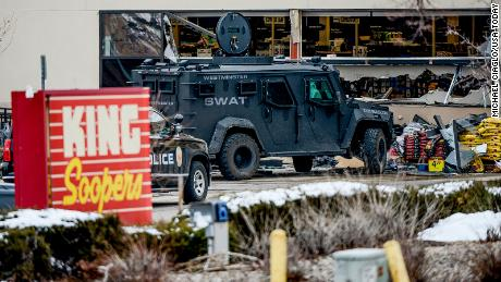 The terrifying hour as employees and shoppers hid when a gunman went on a shooting spree at a Colorado grocery store