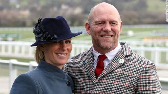 Queen's granddaughter Zara Tindall gives birth at home