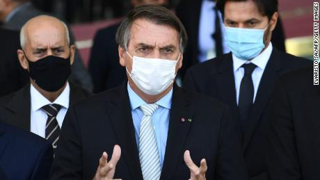 Signs of collapse across Brazil as Covid spirals out of control. Bolsonaro seems to have little response