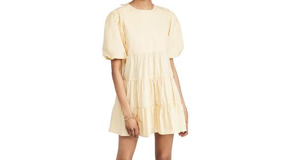 Faithfull The Brand Sade Mini Dress