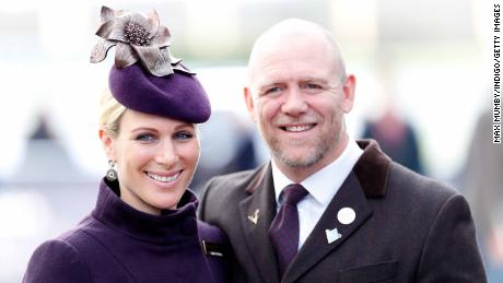 Zara and Mike Tindall attended the Cheltenham Festival 2020 on March 13 last year.